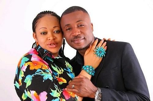 Prince Gozie and Njideka Okeke