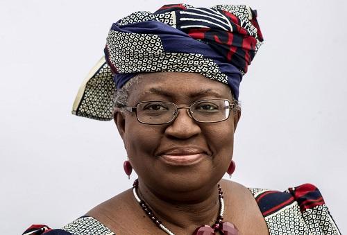 Madam Ngozi Okonjo Iweala